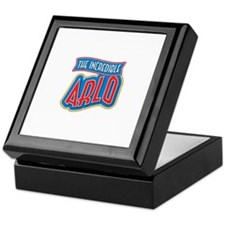 The Incredible Arlo Keepsake Box