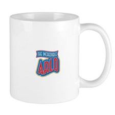 The Incredible Arlo Small Mugs