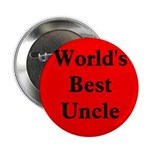 World's Best Uncle! Button