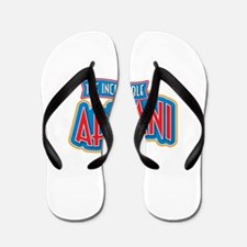 The Incredible Armani Flip Flops