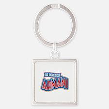 The Incredible Armani Keychains