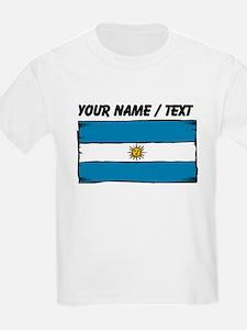 Custom Argentina Flag T-Shirt