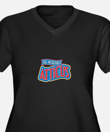 The Incredible Atticus Plus Size T-Shirt