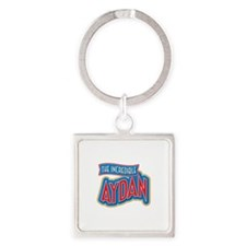 The Incredible Aydan Keychains
