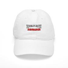 """The World's Greatest Dishwasher"" Baseball Cap"