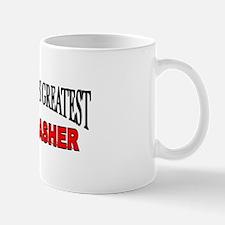"""""""The World's Greatest Dishwasher"""" Mug"""