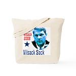Tom Vilsack Sack 2008 Tote Bag