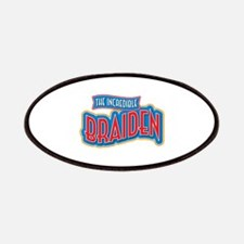 The Incredible Braiden Patches