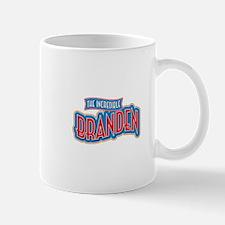 The Incredible Branden Mug