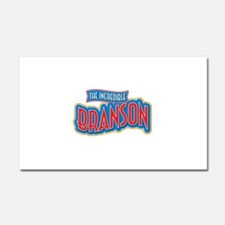 The Incredible Branson Car Magnet 20 x 12