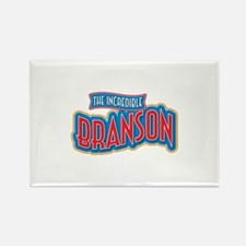 The Incredible Branson Rectangle Magnet