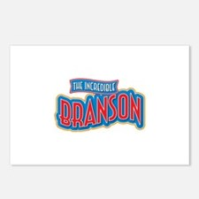 The Incredible Branson Postcards (Package of 8)