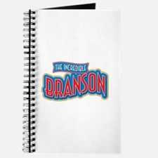 The Incredible Branson Journal