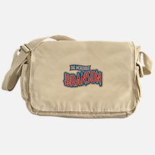 The Incredible Branson Messenger Bag