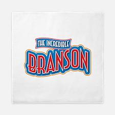 The Incredible Branson Queen Duvet