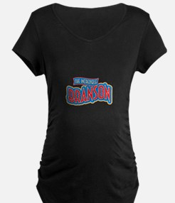 The Incredible Branson Maternity T-Shirt