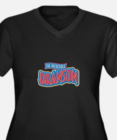 The Incredible Branson Plus Size T-Shirt
