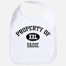 Property of Sadie Bib