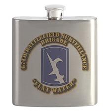 SSI - 67th Battlefield Surveillance Brigade Flask
