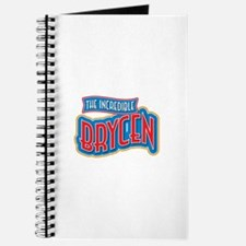 The Incredible Brycen Journal