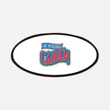 The Incredible Caiden Patches