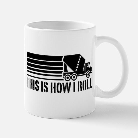 Funny Mixer Driver Mug