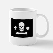 Stede Bonnet Jolly Roger Pirate Flag Mug