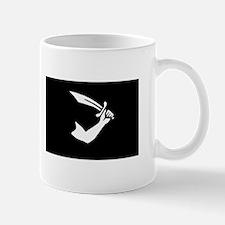 Thomas Tew Jolly Roger Pirate Flag Mug
