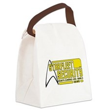 Starfleet Security.png Canvas Lunch Bag