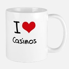 I love Casinos Mug