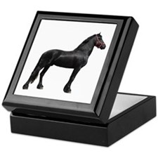 """Friesian 3"" Keepsake Box"