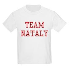 TEAM NATALY  Kids T-Shirt