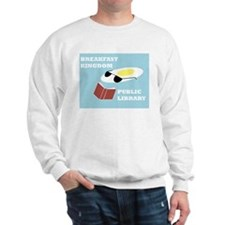Breakfast Kingdom Public Library Jumper