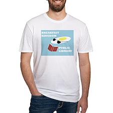 Breakfast Kingdom Public Library T-Shirt