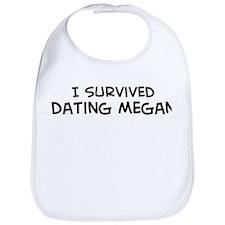 Survived Dating Megan Bib