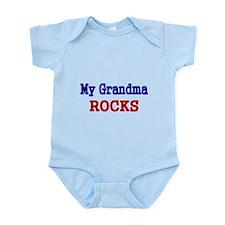 My Grandma ROCKS Body Suit