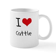I love Cattle Mug
