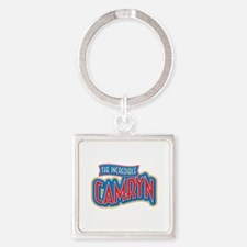 The Incredible Camryn Keychains