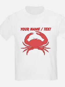 Custom Red Crab T-Shirt