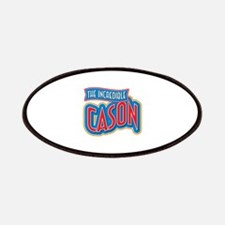 The Incredible Cason Patches