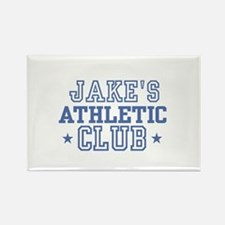Jake Rectangle Magnet