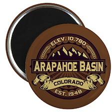 Arapahoe Basin Sepia Magnet