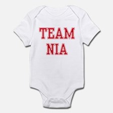 TEAM NIA  Infant Creeper