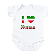 I Love Nono Infant Bodysuit