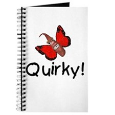 Quirky Butterlfy Journal