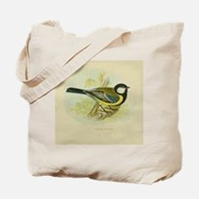 The Greater Titmouse Tote Bag