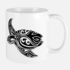 Tribal Turtle Mug