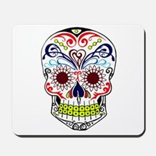 Sugar Skull Mousepad