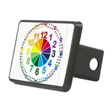 Read It Myself Clock Hitch Cover