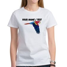 Custom Flying Parrot T-Shirt